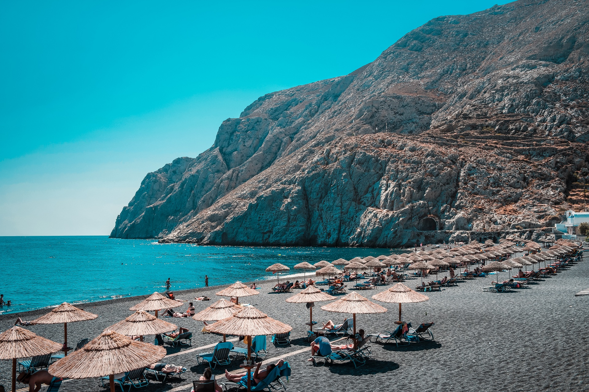 Santorini Best Beaches A Volcanic Wonder