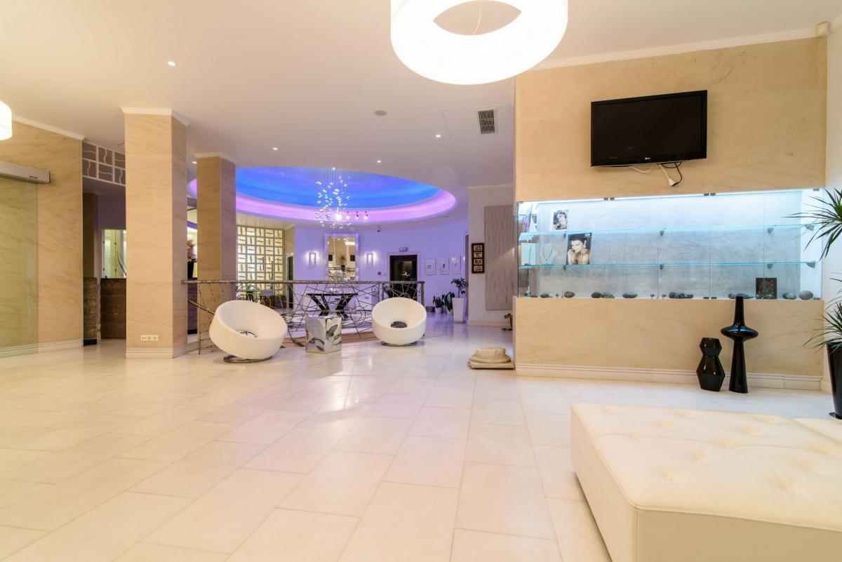 Lobby Santorini 5 Star Hotel La Mer Deluxe Hotel Spa